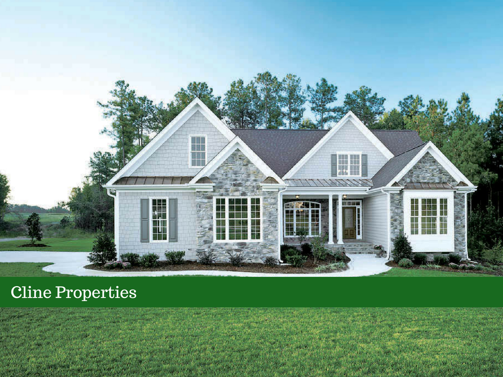 Cline properties cline properties for Cline homes